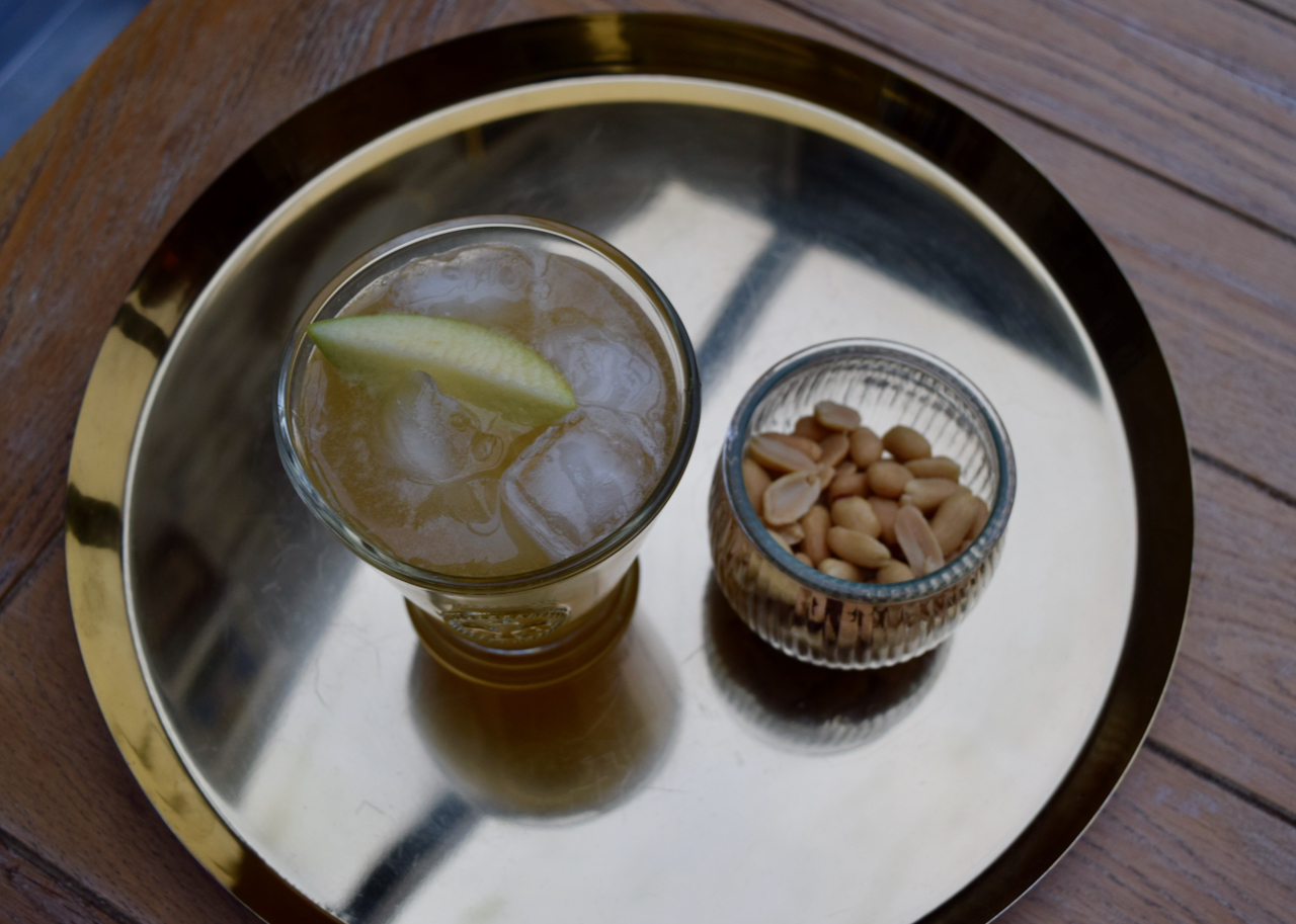Whisky Apple Sour recipe from Lucy Loves Food Blog