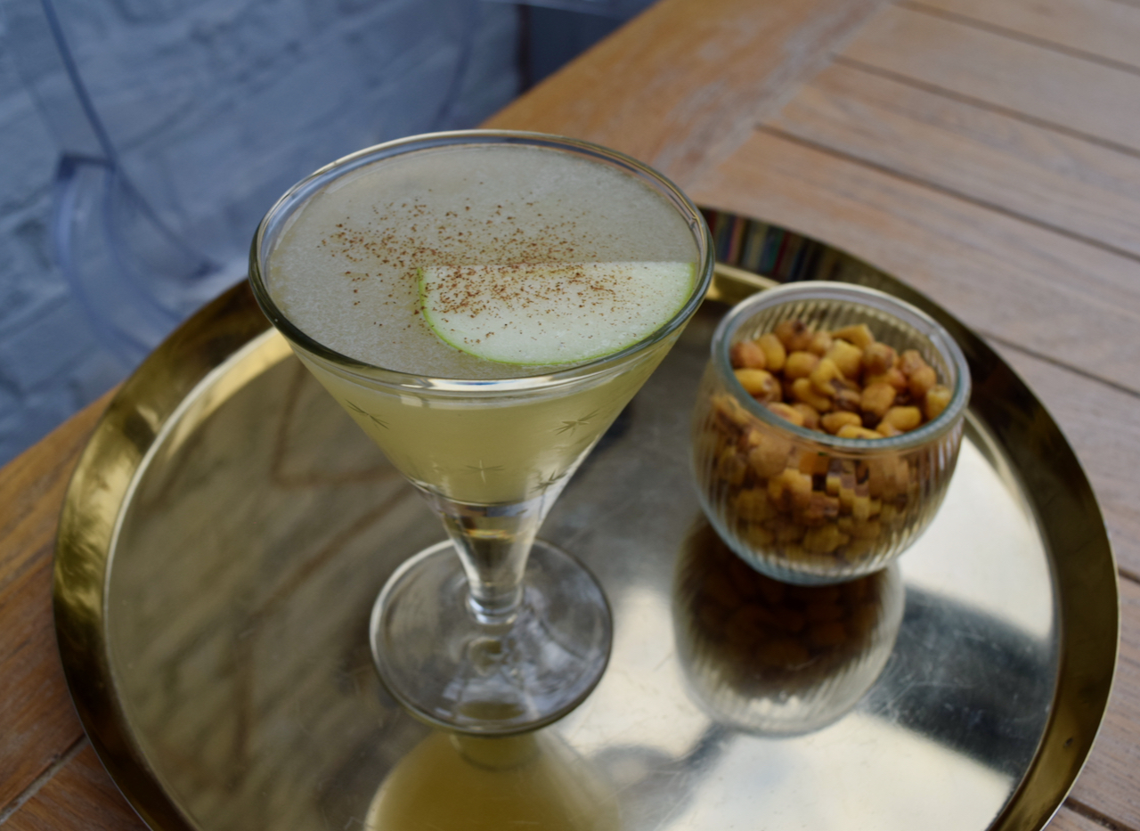 Apple Margarita recipe from Lucy Loves Food Blog