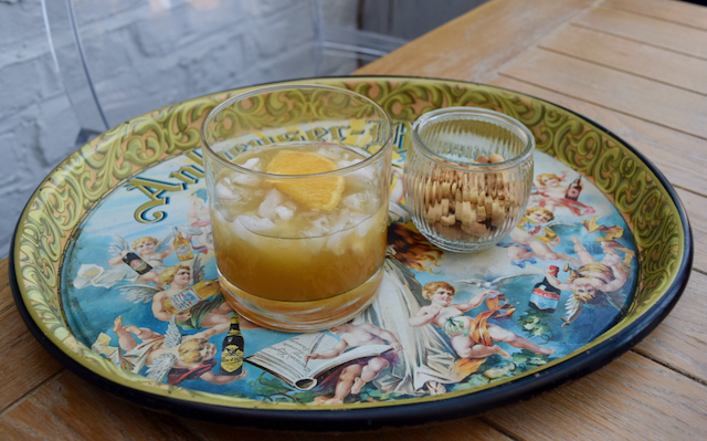 Bourbon Orange and Ginger from Lucy Loves Food Blog
