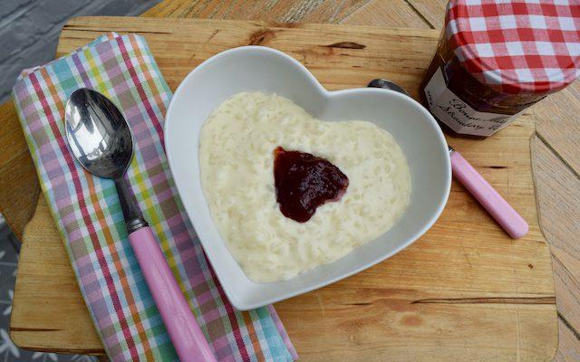 Stovetop Rice Pudding