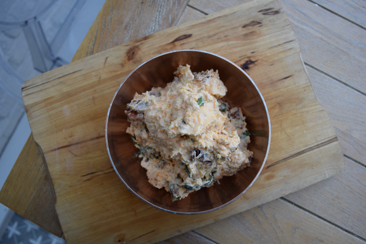 Million Dollar Dip recipe from Lucy Loves Food Blog