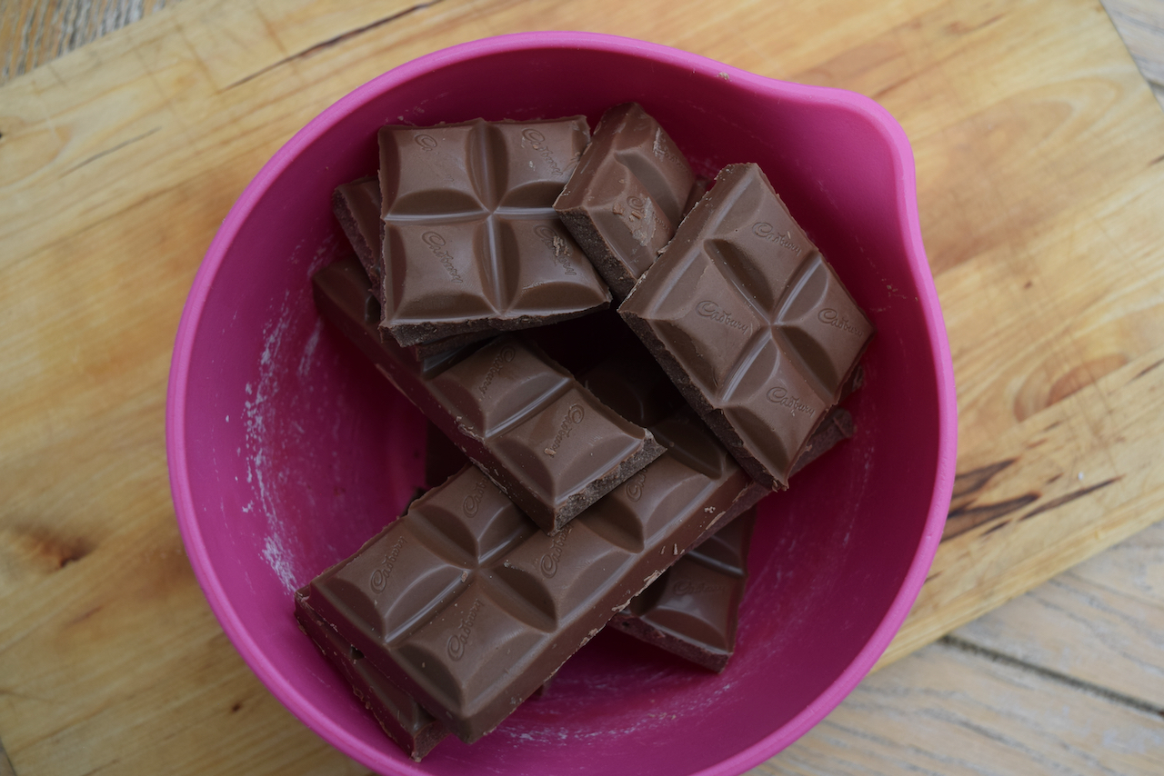 Homemade Bounty Bars recipe from Lucy Loves Food Blog