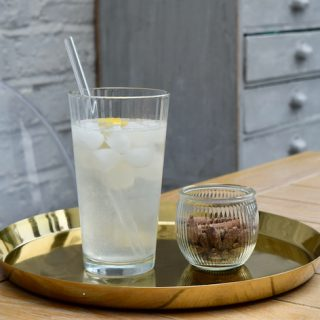 An NB Gin Sling recipe from Lucy Loves Food Blog