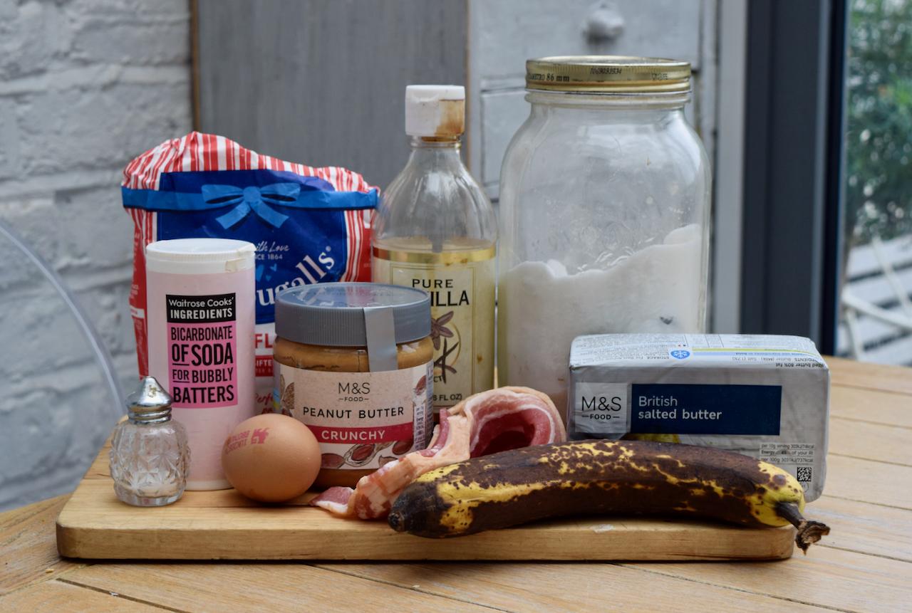 Elvis Blondie recipe from Lucy Loves Food Blog
