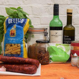 Chorizo-bolognese-lucyloves-foodblog