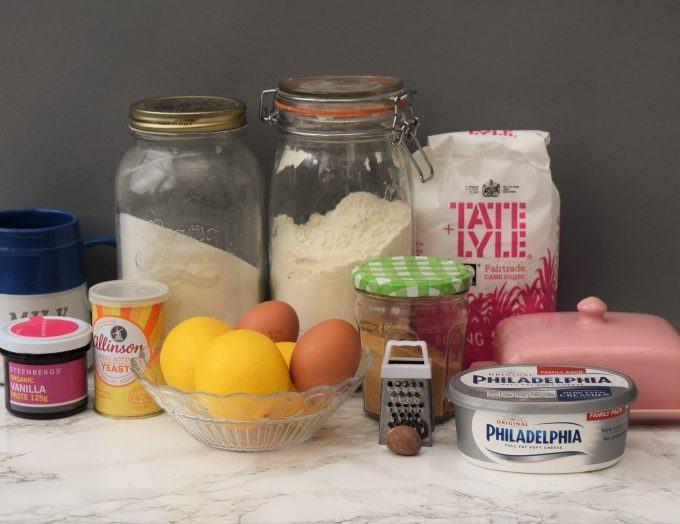 Sticky-lemon-buns-recipe-lucyloves-foodblog