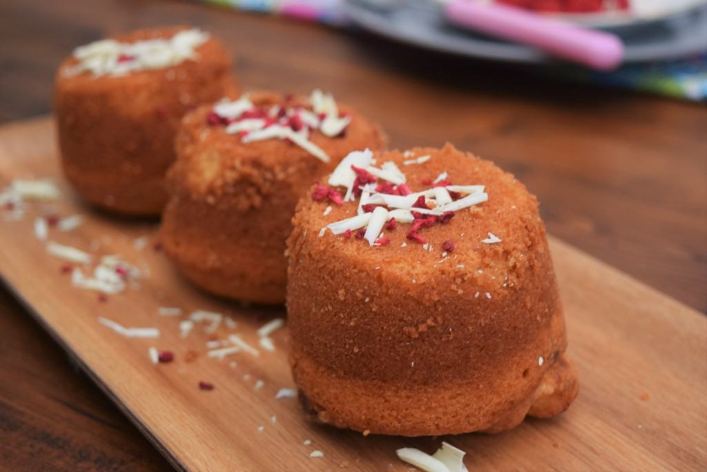 Baked-white-chocolate-raspberry-puddings-lucyloves-foodblog