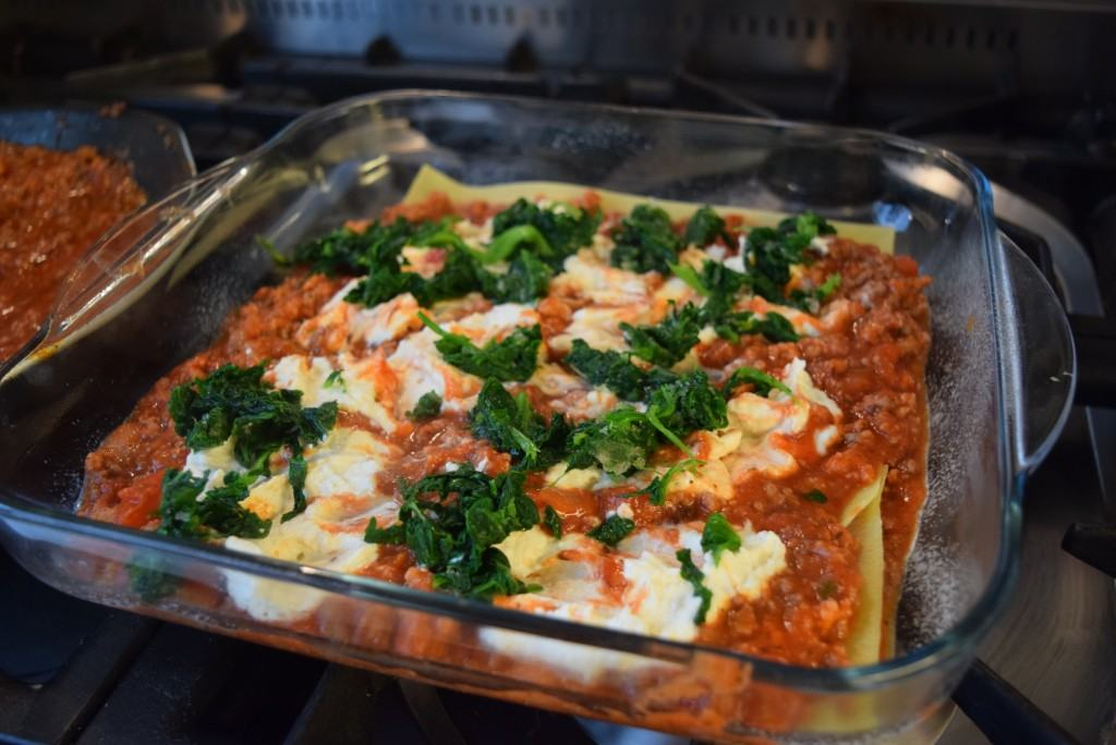 Sausage-beef-ricotta-lasagne-recipe-lucyloves-foodblog