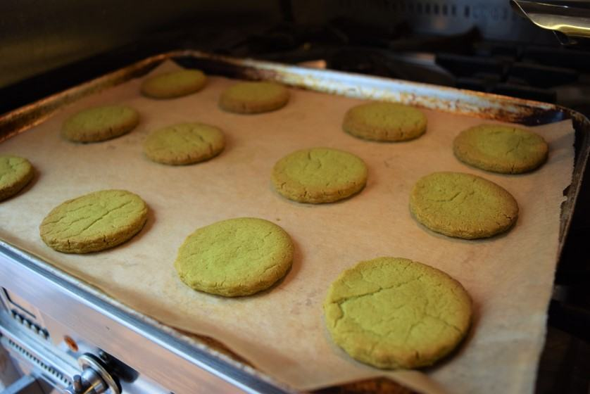 Matcha-almond-biscuits-recipe-lucyloves-foodblog
