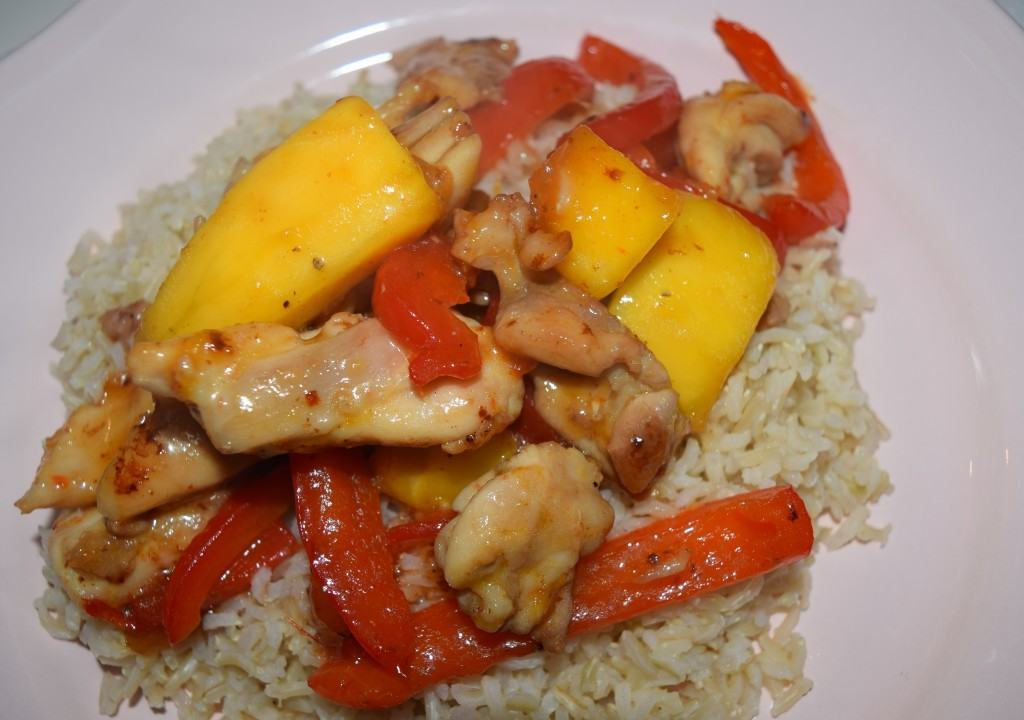 Mango-red-pepper-chicken-lucyloves-foodblog