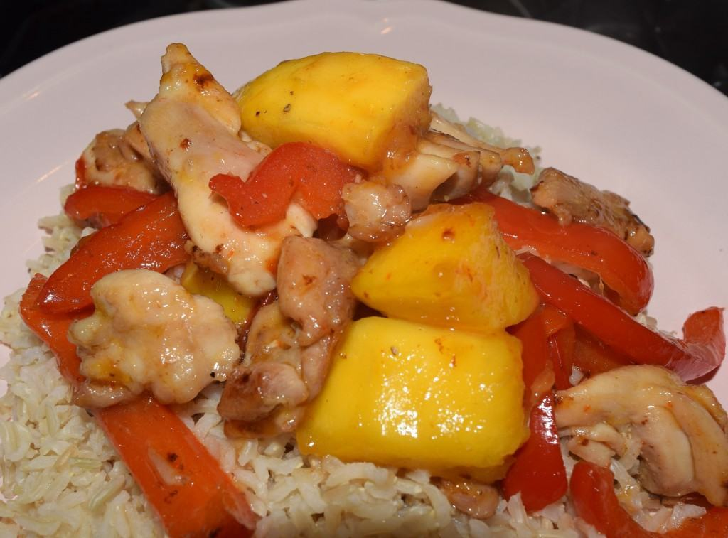 Mang0-red-pepper-chicken-lucyloves-foodblog