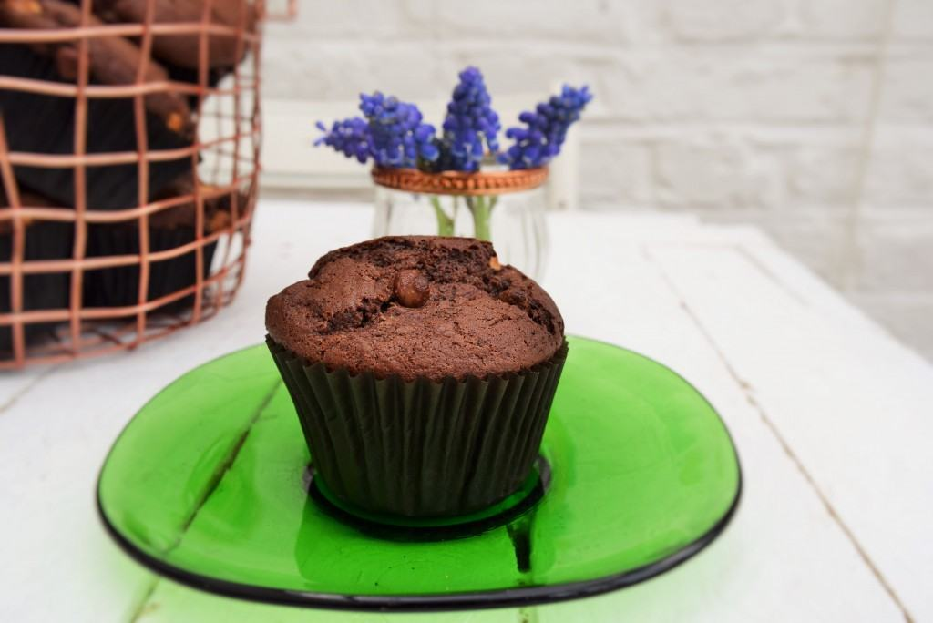 Very-chocolatey-muffins-lucyloves-foodblog