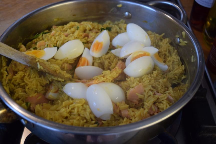 Smoked-salmon-kedgeree-recipe-lucyloves-foodblog