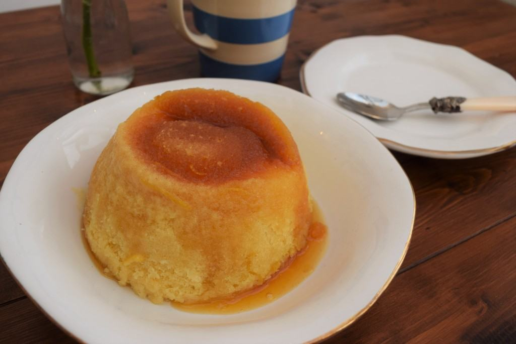 Quick-syrup-sponge-pudding-lucyloves-foodblog