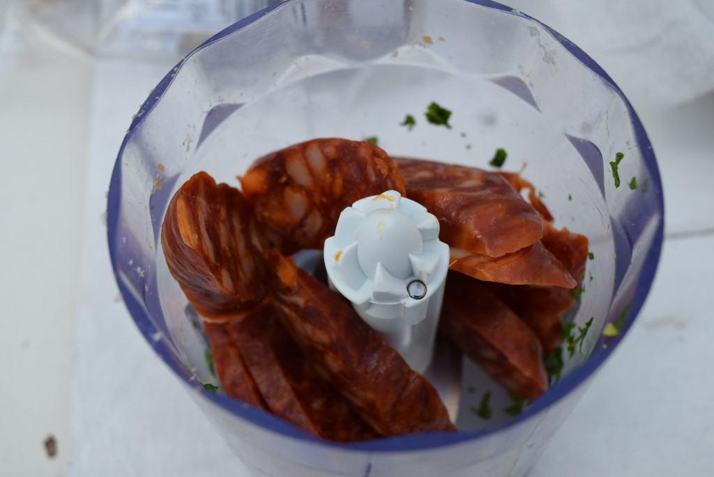 Fish-chorizo-crumbs-lucyloves-foodblog