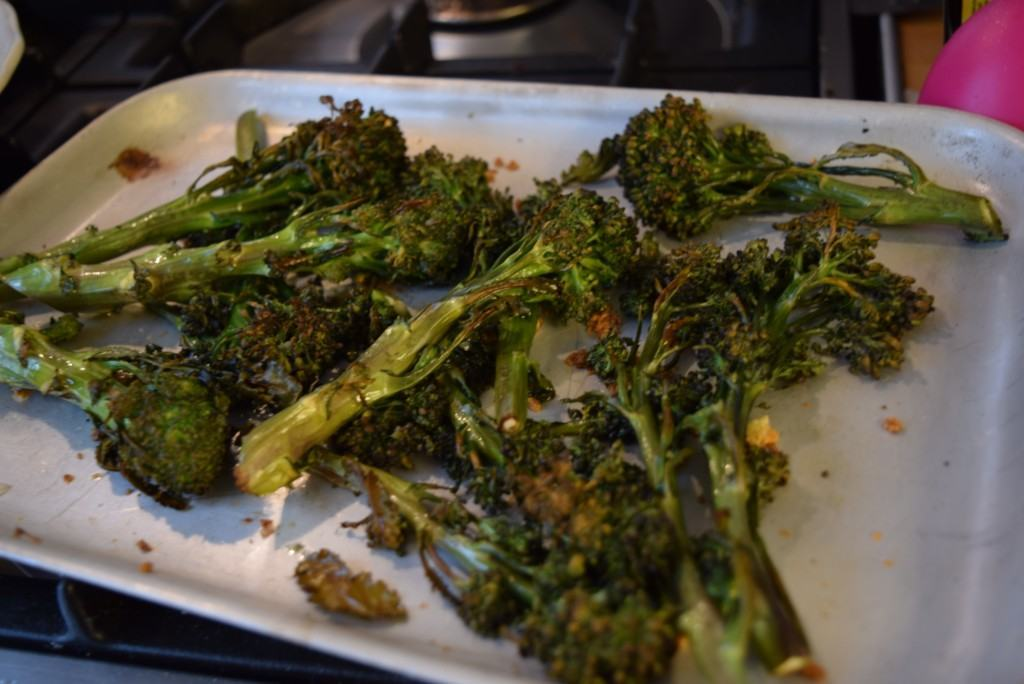 Baked-honey-cod-roasted-broccoli-lucyloves-foodblog