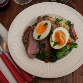 Duck-congee-recipe-lucyloves-foodblog